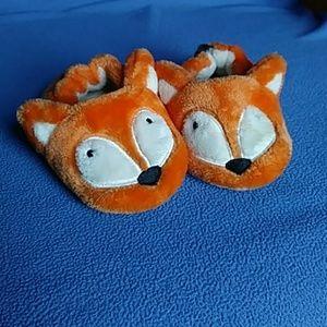 Cute Fox Slippers